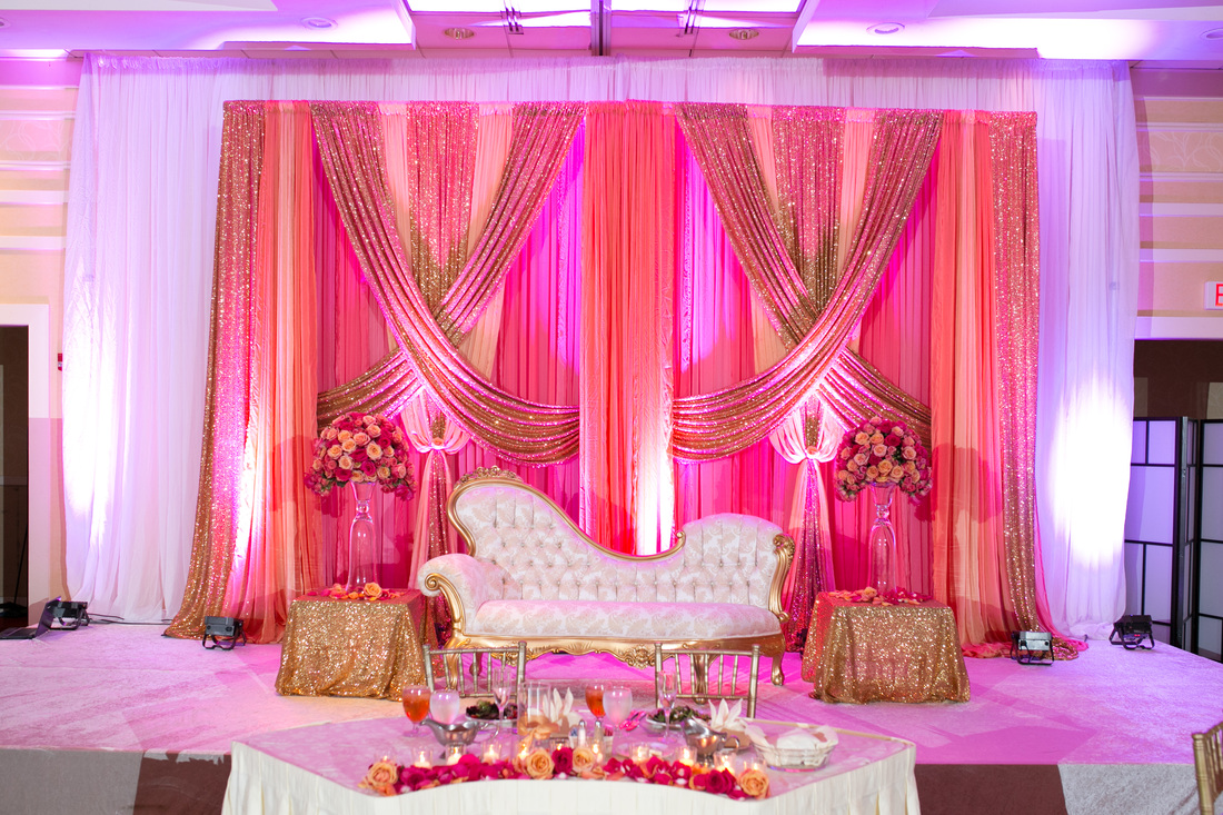 Ramya And Marco S Reception Sarah Khan Event Styling